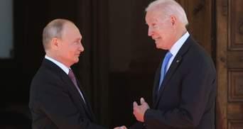 Адміністрація Байдена боїться санкцій проти Путіна та його оточення, – Politico