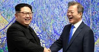 Лидеры Южной и Северной Корей начали переговоры о саммите