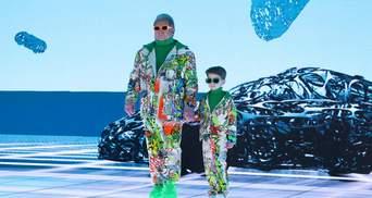 Михаил Поплавский впервые показал внука в новом клипе