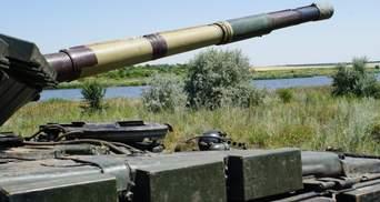 Разведка опубликовала записи разговора боевиков во время масштабного обстрела позиций ВСУ