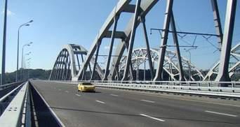Правительство заложило 500 миллионов на строительство Дарницкого моста