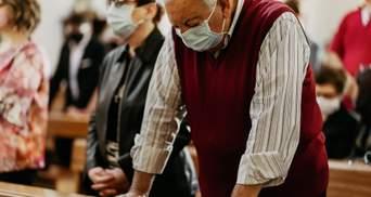 Майже всі люди, які тепер помирають від коронавірусу, – не вакциновані