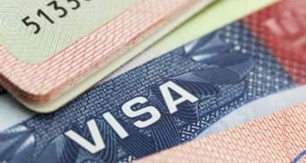 Украина будет выдавать биометрические визы иностранцам