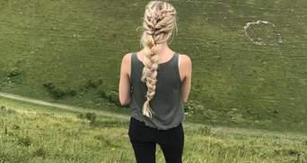 Проста і модна зачіска на літо: як заплести французьку косу