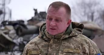 Боевой генерал Сергей Шаптала: что известно о новом начальнике Генштаба ВСУ