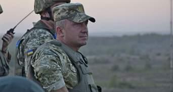 За плечами – ожесточенные бои на Донбассе и в Косово: что известно о командующем ООС Павлюке