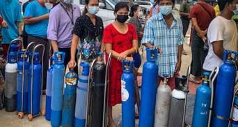 М'янма може стати джерелом безконтрольного поширення COVID-19, – ООН