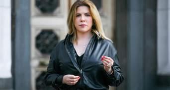 Эмоции и неуважение, – Рудик прокомментировала заявление Стефанишиной на туалетной бумаге