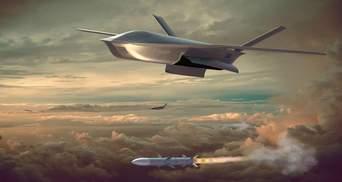 В США показали концепт реактивного беспилотника LongShot: первое фото