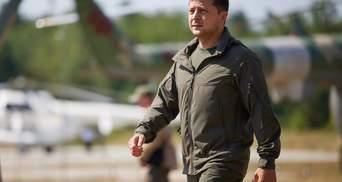 Вы первыми зашли в Донецкий аэропорт: Зеленский приехал к элитному спецназу ВСУ
