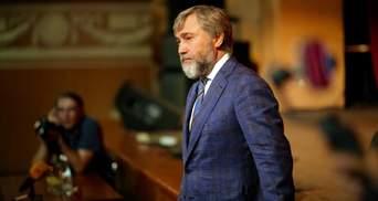 Новинский разрушает, – Казанский о связи депутата с Россией