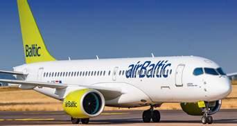 Из Борисполя в разы увеличится количество рейсов AirBaltic: в чем причина