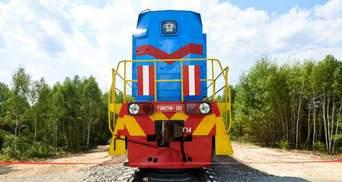 В Чернобыль пустили тестовый поезд: будут возить отработанное ядерное топливо