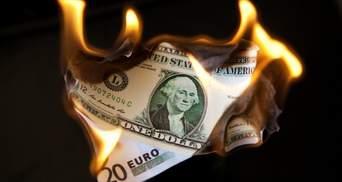 Доллар демонстрирует худшие показатели с начала мая: почему нацвалюта США теряет позиции