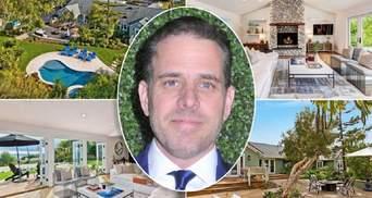 Син Байдена винайняв розкішний будинок для хобі: що у ньому є – фото