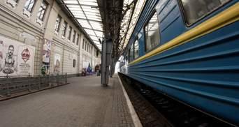 Через аварію на залізничному переїзді на Полтавщині масово затримуються потяги