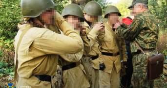Украина будет судить боевика, который готовил детей для службы в рядах оккупантов