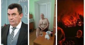 Головні новини 30 липня: засідання РНБО, Чауса знайшли на Вінниччині, пожежі у Туреччині