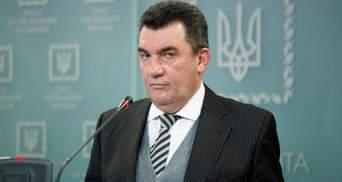 РНБО ввела санкції проти трьох нових контрабандистів