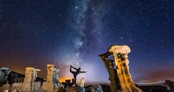 Как выглядит небо от Ирана до Калифорнии: фотограф показал невероятные снимки звездного сияния