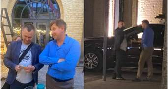 """""""Вспомнить, как ты во времена Януковича работал"""": Данилюк подрался с Миловановым на дне рождении"""