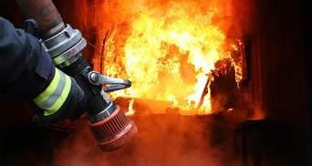В Ивано-Франковске произошел пожар в общежитии Национального медицинского университета
