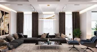 Поради для вітальні: як зробити приміщення стильним і зручним для всієї родини