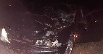Под Одессой водитель насмерть сбил двух человек на велосипеде