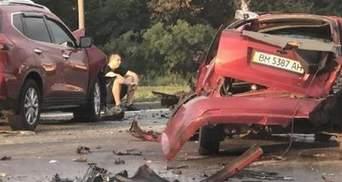 Рух з Броварів до столиці заблоковано: на в'їзді до Києва сталася карколомна аварія – фото