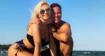Лілія Ребрик відпочиває з чоловіком в Болгарії: фото на тлі моря