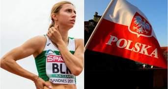 Скандал с белорусской спортсменкой Тимановской: Польша выдала ей гуманитарную визу
