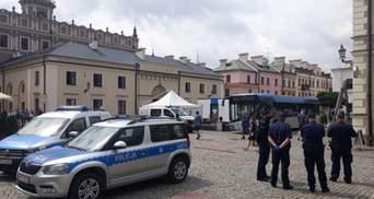 У Польщі підпалили пункт вакцинації та епідеміологічну станцію: фото