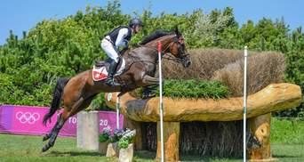 На Олімпіаді-2020 приспали коня після того, як він отримав травму під час виступу