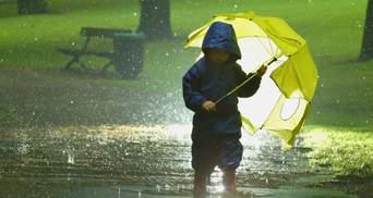 Циклон принесет дожди в Украину: какие области накроет осадками