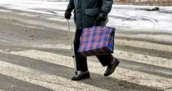Во Львове суд оштрафовал пенсионера, которого сбила машина