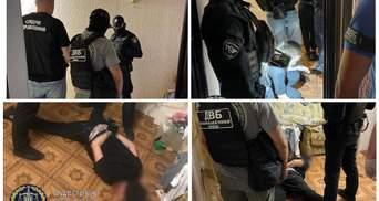 Озброєні та в масках: зловмисники планували розбій на будинок чиновниці під Одесою