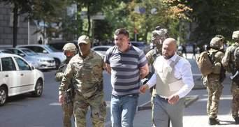 Ветеран АТО Владимир Прохнич: что известно о мужчине, который захватил здание правительства
