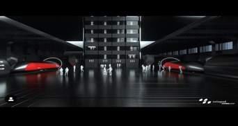 Доставить з Женеви в Цюрих за 17 хвилин: у Швейцарії розробляють надпотужну систему Hyperloop