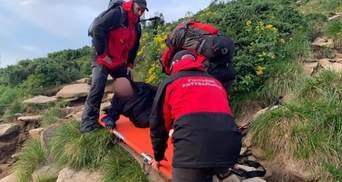Заблудился, спускаясь с Говерлы: спасатели нашли пропавшего туриста