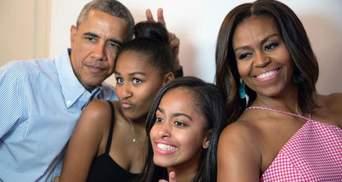 Все еще кружишь мне голову, – Мишель Обама романтично поздравила Барака с 60-летием