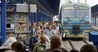 Укрзализныця запускает 2 дополнительных поезда из Киева