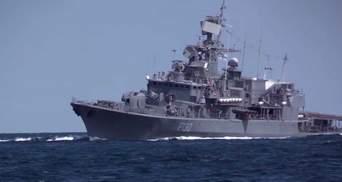 Український флот майже відсутній: чи зможуть моряки дати відсіч Росії