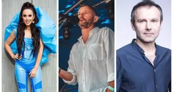 Джамала, Вакарчук и Жадан дадут совместный концерт ко Дню независимости