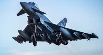 Через літак Росії в Румунії підняли британські винищувачі