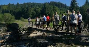 Покорить горы несмотря на здоровье: ветераны АТО объединились для благотворительной цели