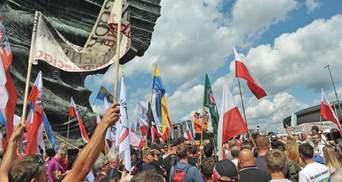 Массовые протесты антивакцинаторов во Франции, Польше и Испании: десятки тысяч вышли на улицы