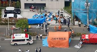 """Різанина в метро в Токіо: нападник заявив, що хотів """"вбити щасливих жінок"""""""
