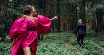 Влад Яма поразил семейной фотосессией в лесу: эффектные фото