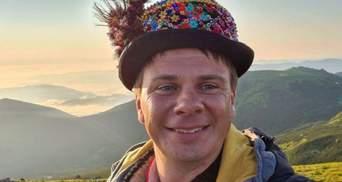 Дмитрий Комаров приобрел землю в Карпатах: где ведущий построит дачу