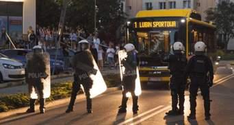 В Польше мужчина умер после задержания полицией: вспыхнули протесты